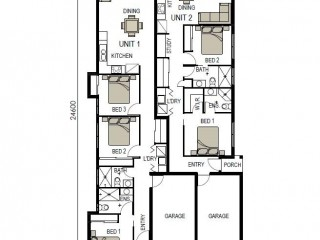 View profile: BOTH BEDROOMS HAVE ENSUITES!